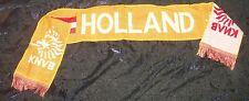SCHAL HOLLAND FANSCHAL FUßBALL NIEDERLANDE SCHAL SONDERPREIS ORANJE NETHERLAND