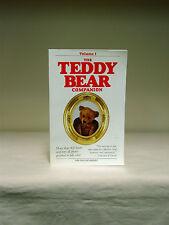 Teddy Bear Companion - Volume 1 - by Dee Hockenberry - paperback book