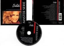 """DALIDA """"Master Série"""" (CD) 20 Titres : Bambino,Gitans,Gondolier..."""