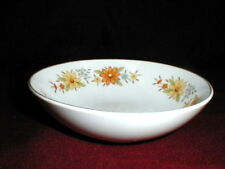 Grantcrest Grant Crest COUNTRY FLOWER Cereal Bowl/s (loc-D58)