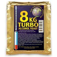 1 Prestige Turbohefe 8kg Turbo 18%-20% Alkohol Gärhefe Weinhefe