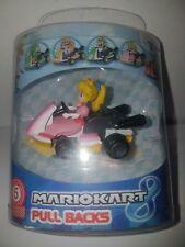 Nintendo Mario Kart 8 Pull Back Racers Series 2 Rose Gold Princess Peach by TOMY
