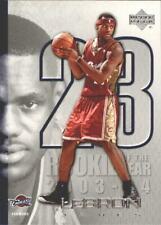 2005/2006 Upper Deck Basketball Michael Jordan/LeBron James Set Cards
