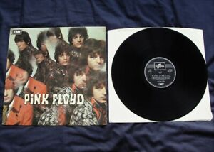 PINK FLOYD PIPER AT GATES OF DAWN RAREST STEREO ONE EMI BOX SOLD IN UK, E.J. DAY
