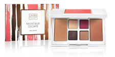 Laura Geller Montauk Escape Face Palette with Blush, Bronzer & Eyeshadows- New