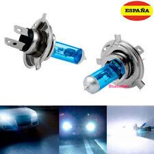2x lamparas / bombillas H 4 60 / 55 W homologadas H4 efecto xenon HID + luz