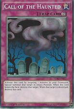 YU-GI-OH CARD: CALL OF THE HAUNTED - LDK2-ENJ37 1ST EDITION