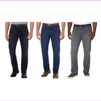 Urban Star Men's Relaxed Fit Jeans Denims Straight Leg