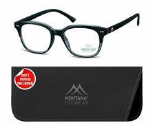 Occhiali da Lettura da Vista Retro Classic Old Fashion vintage Montana BOX82