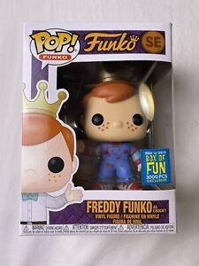 Freddy Funko as Chucky Bloody 3000 pieces