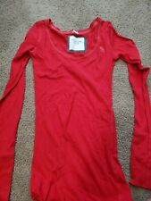 Abercrombie And Fitch Long Sleeve Women's medium