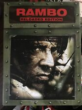 Rambo: Reloaded / First Blood (DVD, 2008, 3-Disc Set)
