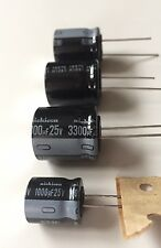 REPARATUR SET für BMW 5er E60 E61 NAVI CCC Kondensator 3300uF 18x20 1000uF Elko