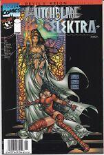 Witchblade Elektra #1. NM. 1997