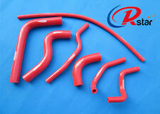 For SUZUKI SAMURAI 1986-1995 Silicone Radiator and Heater Hose 87 88 RED