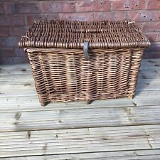 Vintage Wicker Fishing Basket/Creel.