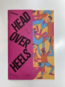 Head Over Heels PRE-BROADWAY Program/Playbill, San Francisco, RARE, 2018
