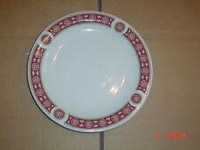 Churchill sampsonite plaque latérale rouge à motifs Rim