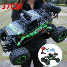 4WD RC Car Monster Truck Off-Road Vehicle 2.4G Remote Control Birthday Toy Gift