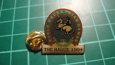 1994 FEI World Equestrian Games The Hague Den Haag stick pin lapel speldje