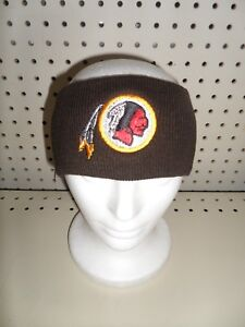 WASHINGTON REDSKINS KNIT HEADBAND