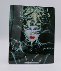 BATMAN RETURNS catwoman - Glossy Steelbook Magnet Cover (NOT LENTICULAR)