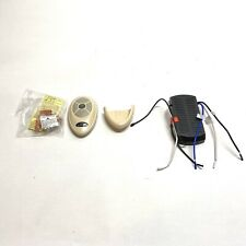 Harbor Breeze Universal Ceiling Fan Remote Control 3 Speed Dimmable Receiver NEW
