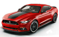 Racing Stripes Car Sticker Hood Decal Fit For Ford Mustang Matte Black Vinyl