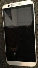 HTC Desire 510 - 4GB - White (Boost Mobile) Smartphone Fair Used Parts Bad ESN