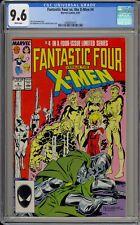 FANTASTIC FOUR VS THE X-MEN #4 - CGC 9.6 - 2088503010