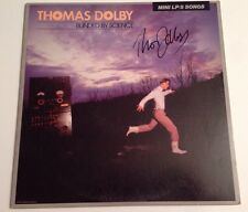 Thomas Dolby Signed LP Blinded By Science JSA #K19782