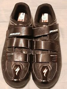 Specialized Body Geometry Cycling Shoes 46 Mint