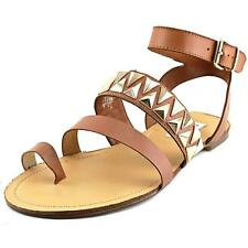 21e6a8cd2be Steve Madden Leather Buckle Sandals   Flip Flops for Women for sale ...
