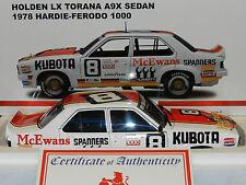 Biante 1/18 Holden Torana LX A9X Bathurst 1978 Brabham/Muir MiB