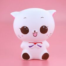 Squishy Kitty Cat Doll Slow Rising Soft Pinch StressReliever Kid Toy Phone Charm