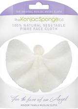 100% Natural Konjac Vegetable Fibre - Angel Face Cloth