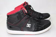 dc shoes high tops. dc shoes skateboard men\u0027s hi tops size 9.5 made in vietnam dc high
