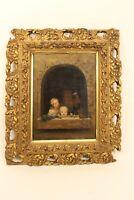 Ölgemälde Moritz von Schwind 1.H 19. Jh. Lempertz 676/464 SEHR SELTEN