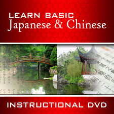 Giant collection of Learn Japanese and Chinese ebooks and audio lessons on disc