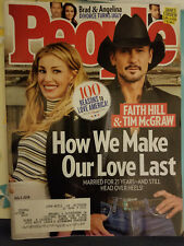 People 7/2/18 Faith Hill & Tim McGraw; James Corden; Brad, Angelina; Simon Baker