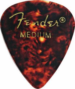 FENDER Classic Celluloid 351 shell heavy (12er)