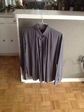 Hugo Boss Mens Dress Shirt Gray 17 36/37