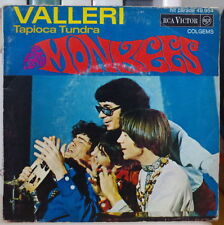 THE MONKEES VALLERI FRENCH SP RCA 1968