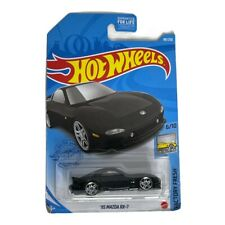 2021 Hot Wheels '95 Mazda Blacked Out RX-7 Factory Fresh