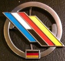 ✚2749✚ German Army Bundeswehr beret cap badge GERMAN FRENCH BATTALION