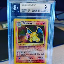 Bgs 9 Base Set 2 Charizard