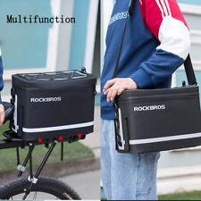 ROCKBROS Fahrrad Gepäcktasche Multifunktional Kameratasche 10L Wasserdicht