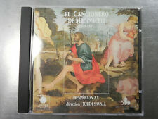 JORDI SAVALL, HESPERION XX - EL CANCIONERO DE MEDINACELI - ASTREE CD