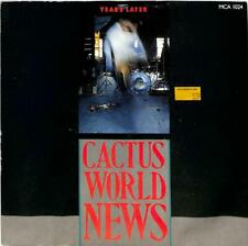 """Cactus World News - Years Later - 7"""" Record Single"""