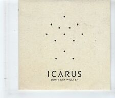 (HK873) Icarus, Don't Cry Wolf EP - 2015 DJ CD